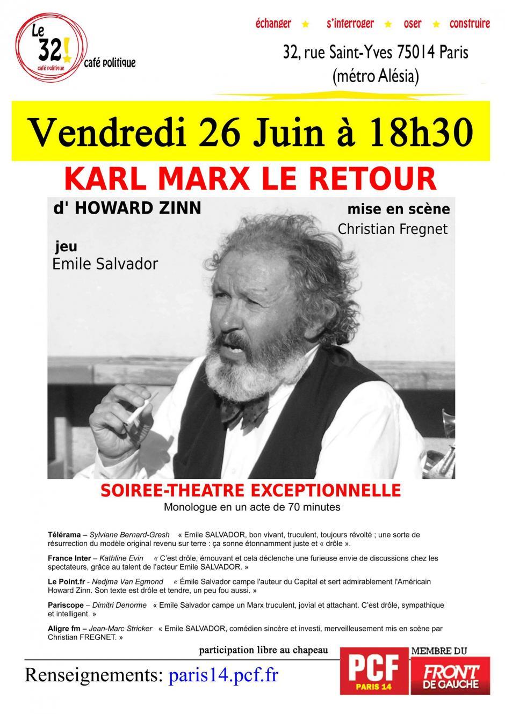 Soirée Théâtre !