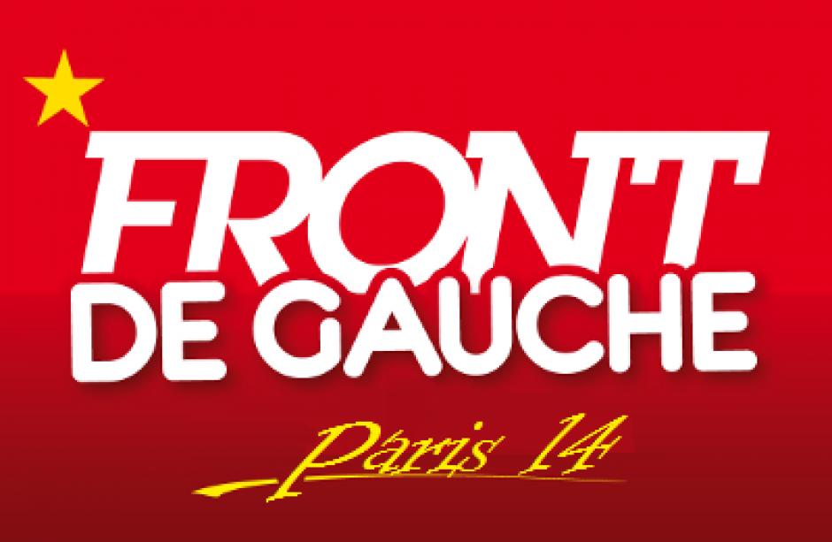 Front de Gauche Paris 14è