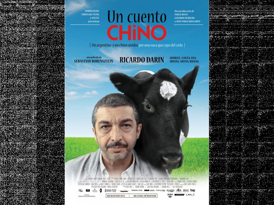 El Chino de Sebastian Borensztein au «32! Ciné» Le Samedi 5 Novembre 2016 à 18H00