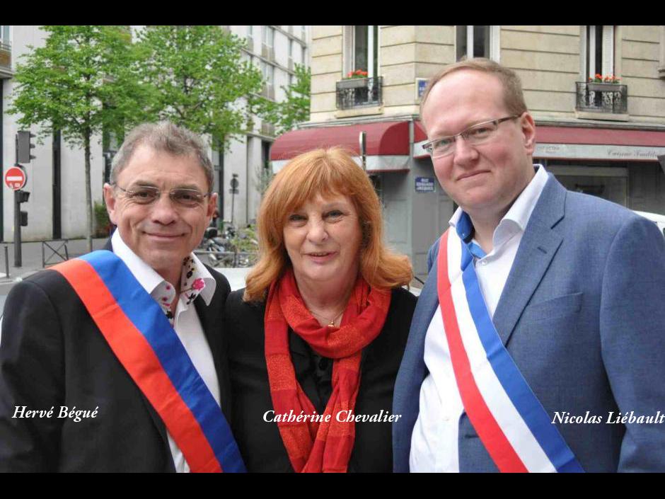 Conseil du 14ème arrondissement de Paris: Vœu proposant de nommer une place du nom de Louise Losserand