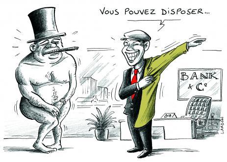 2. Reprendre le pouvoir aux banques et aux marchés financiers